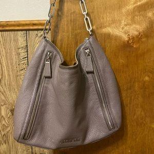 Michael Kors purpleish gray color! Lightly used!